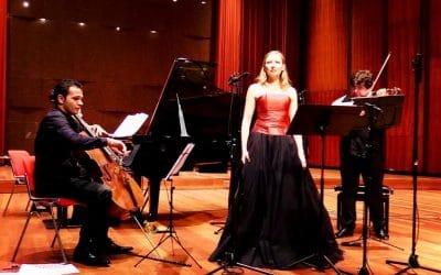 Concert RTS Espace 2 – Shostakovich / Pouchkine
